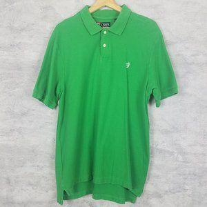 Green Chaps Polo Medium - Minor Flaw